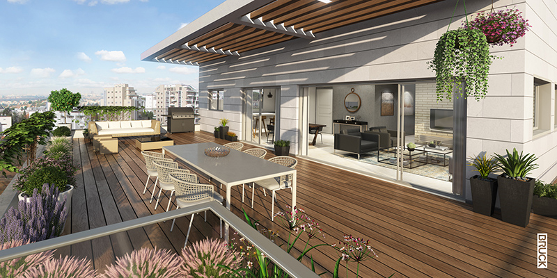 penthouse rendering